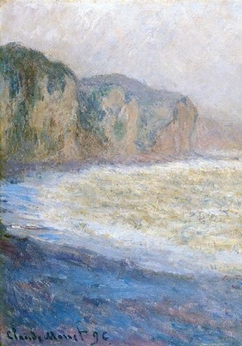 The surf and the cliff (exquisite sea music in MP3)