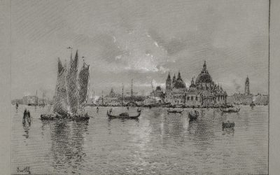 The ageless appeal of Venice seen through old drawings