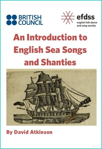 An Introduction to English Sea Songs and Shanties (pamphlet)
