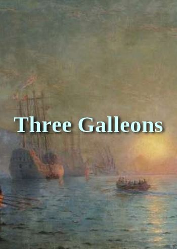 Three Galleons (pop song with choir and orchestra)