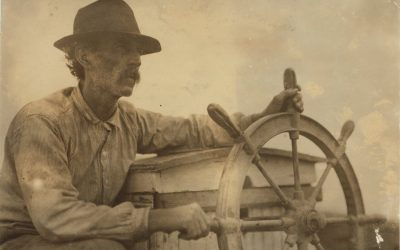 A peek at the world of fishermen through old photos