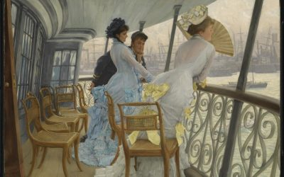 The bourgeois art of James Tissot: Women in the harbour