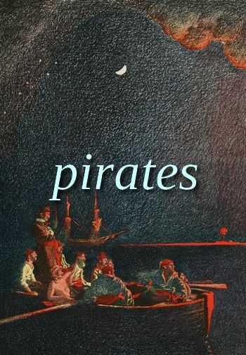 pirates by Silent Johnny (rock song in MP3)
