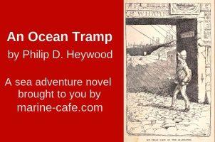 An Ocean Tramp by Philip D. Heywood