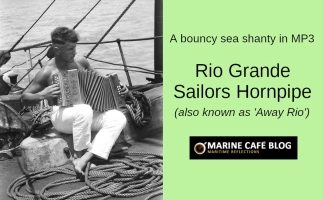 Rio Grande - Sailors Hornpipe (shanty in MP3)