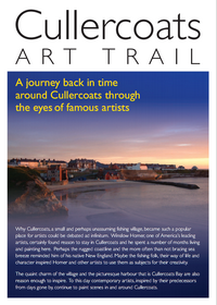 Cullercoats Art Trail: A journey back in time around Cullercoats through the eyes of famous artists